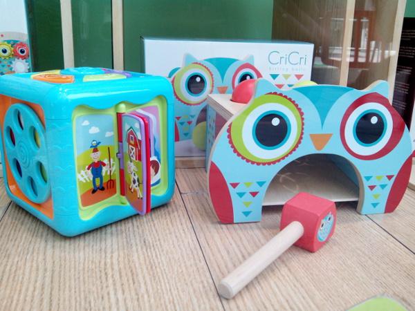Donde comprar regalos para niños en Sevilla