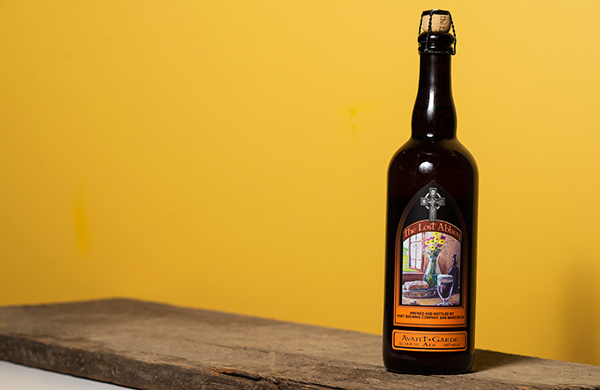 Avant Garde, The Lost Abbey's Middle-Child Beer