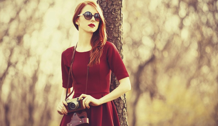 How to Wear Marsala, Pantone's Color of the Year, All Year Long