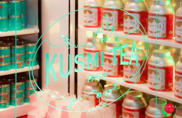Kusmi Tea, les fans de thé vont adorer !
