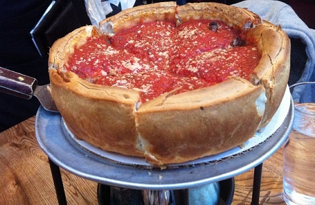 The Five Best Pizza Places in Chicago