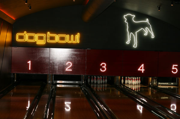 Bowling in Manchester