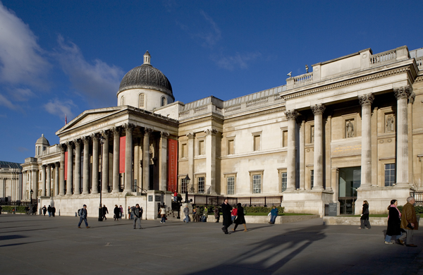 London for Free: Top 5 Near Trafalgar Square