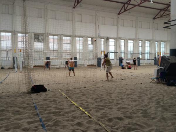 Indoorsportstätten – Schlechtwetter Alternative ohne Vertragsbindung