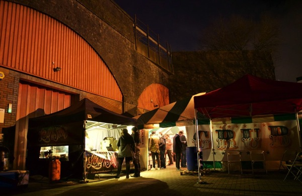 Manchester's First Community Funded Independent Food, Drink and Art Venue