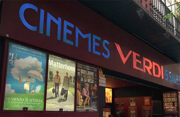 Cines Barcelona