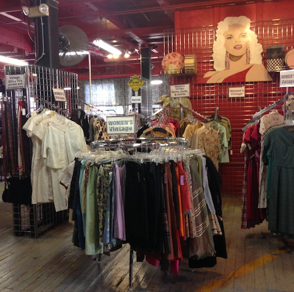 The Garment District Thrift Shop Kendall Square Cambridge