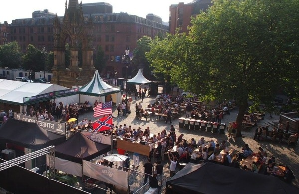 The Manchester Jazz Festival