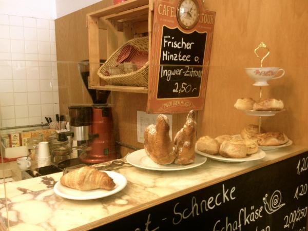 Café Federica - Zimtschnecken in Kreuzberg