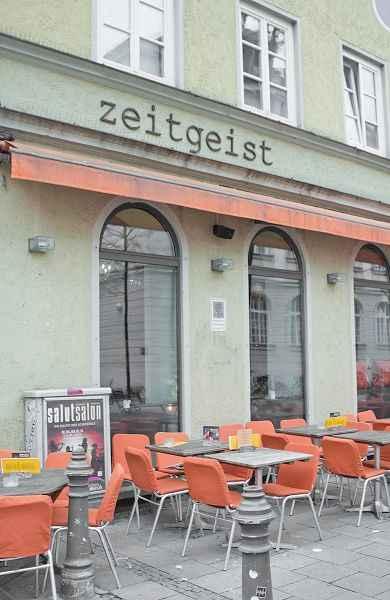 Café Zeitgeist München