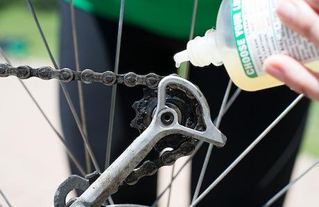 How Do I Lube a Bike Chain?
