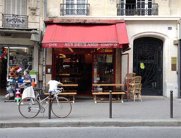 Bar à Tapas Paris Aux deux amis