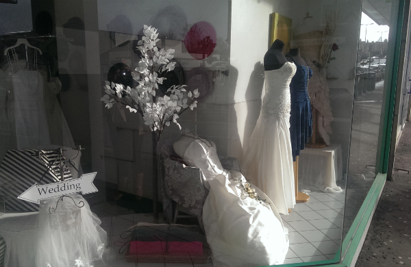 Wedding Dresses Oxfam