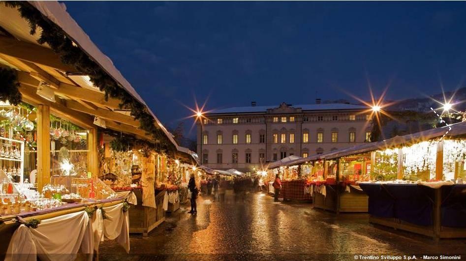 I mercatini di Natale in Trentino Alto Adige