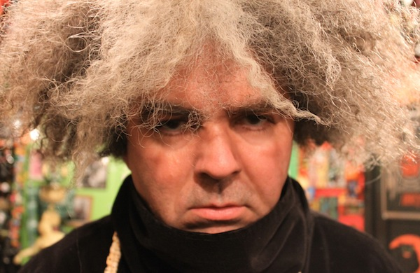 The Melvins' Buzz Osborne Is Not James Taylor