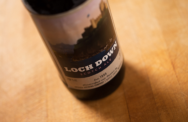 Arcadia Ales' Loch Down Scotch Ale Is All About the Malt
