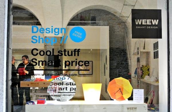 Riciclo, riuso e creatività: questo è WEEW Smart Design di Torino