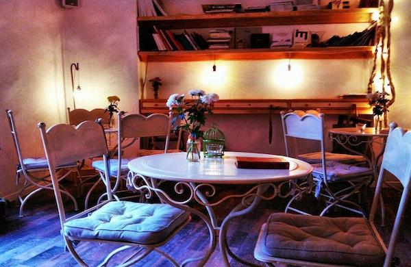 Spazio Nea, un caffè letterario nel cuore di Napoli