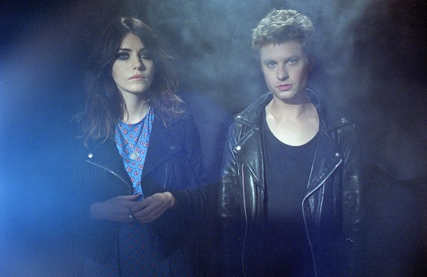 Brit-Rock Band Blood Red Shoes on Touring and Traveling