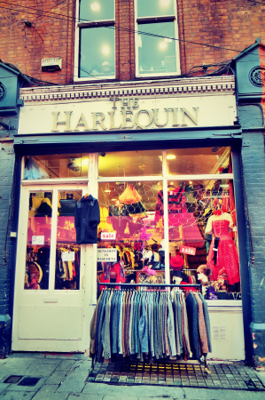 The Harlequin Dublin
