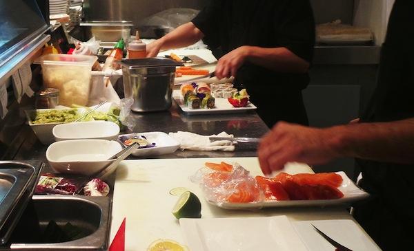 bari sushi