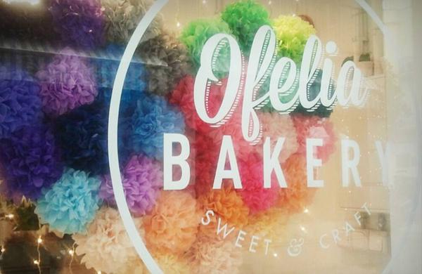 Ofelia Bakery, original pastelería y taller en Sevilla