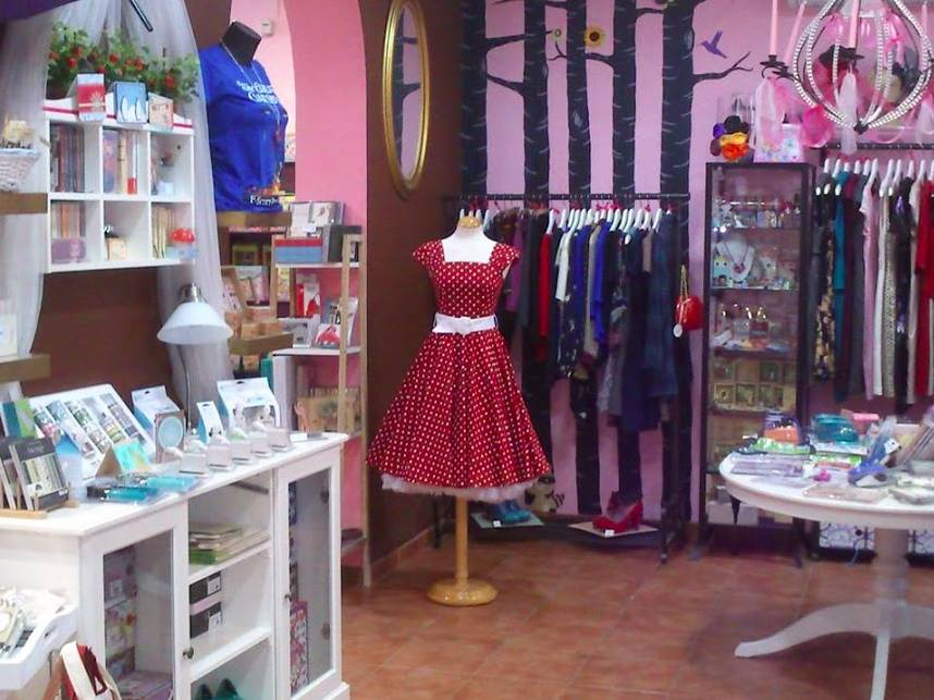 BarryFields, la tienda para Pin up en Sevilla