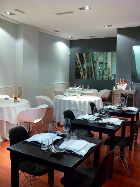 Zaragoza restaurante Michelin