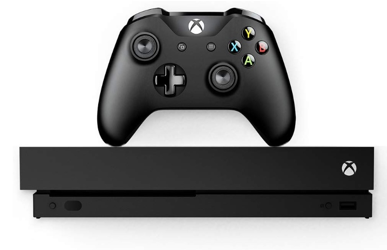 Gamer Gift Guide, Xbox One X