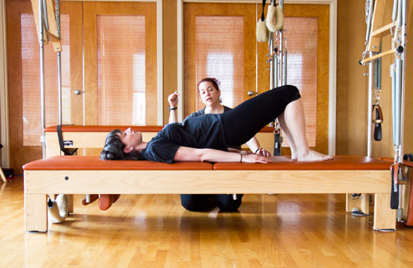 Post-Bump Pilates: Go-To Exercises for New Moms