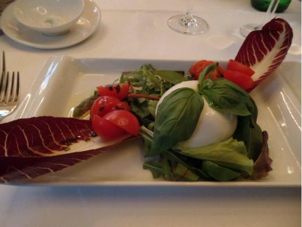 Ristorante Essenza in Berlin - Ein Dreieck voll Italien