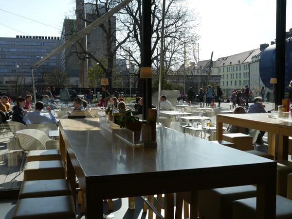 Restaurant gast im Gasteig