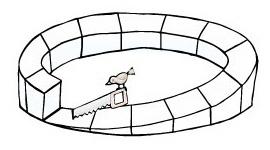 How to Build an Igloo  Step 5