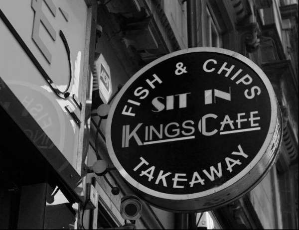 kings cafe