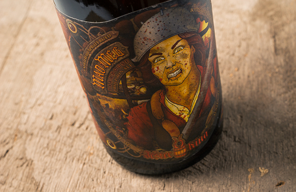 Mad Meg: An Ass-Kicking Folklore Female. Also, a Provision Ale from Jester King.
