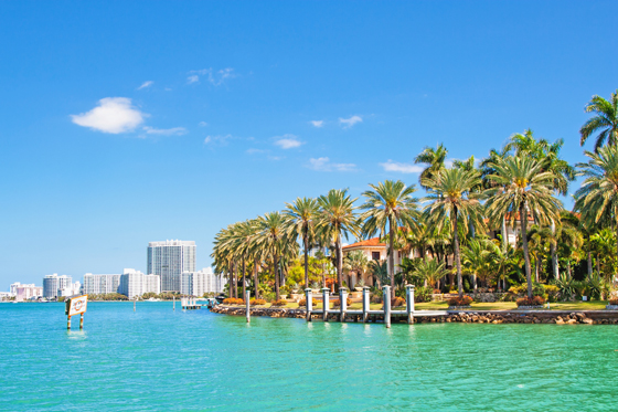 Miami Restaurants with Great Views