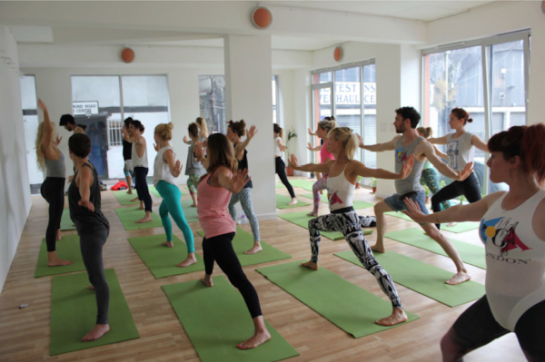 Top 5 Yoga Classes In Central London