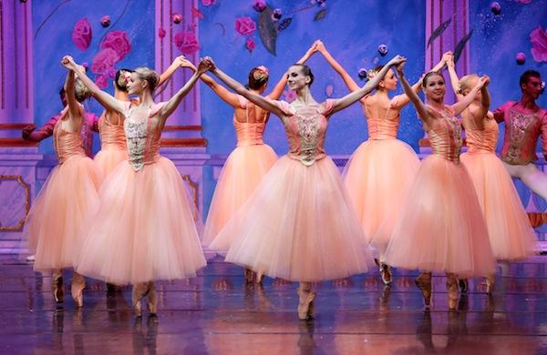 ballet etiquette