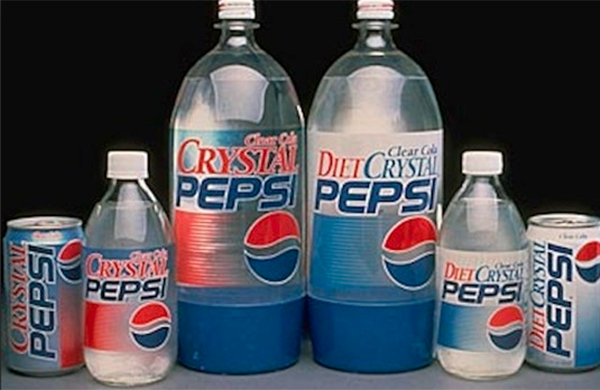 Crystal Pepsi Turns 21, Gets Into Cocktails