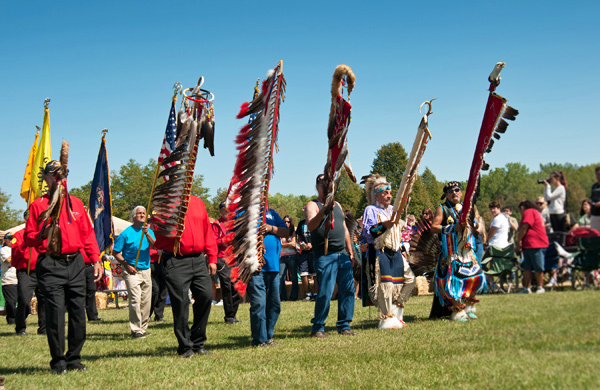 The 60th Annual Chicago Powwow at Busse Woods Forest Preserve