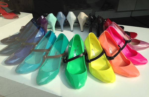 A rainbow of United Nude Lo Fi Shoes