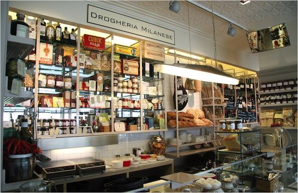 La Drogheria Milanese, il nuovo ristorante-bistrò di Milano