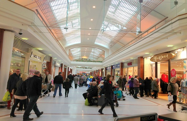 Forestside - A Belfast Shopping Centre