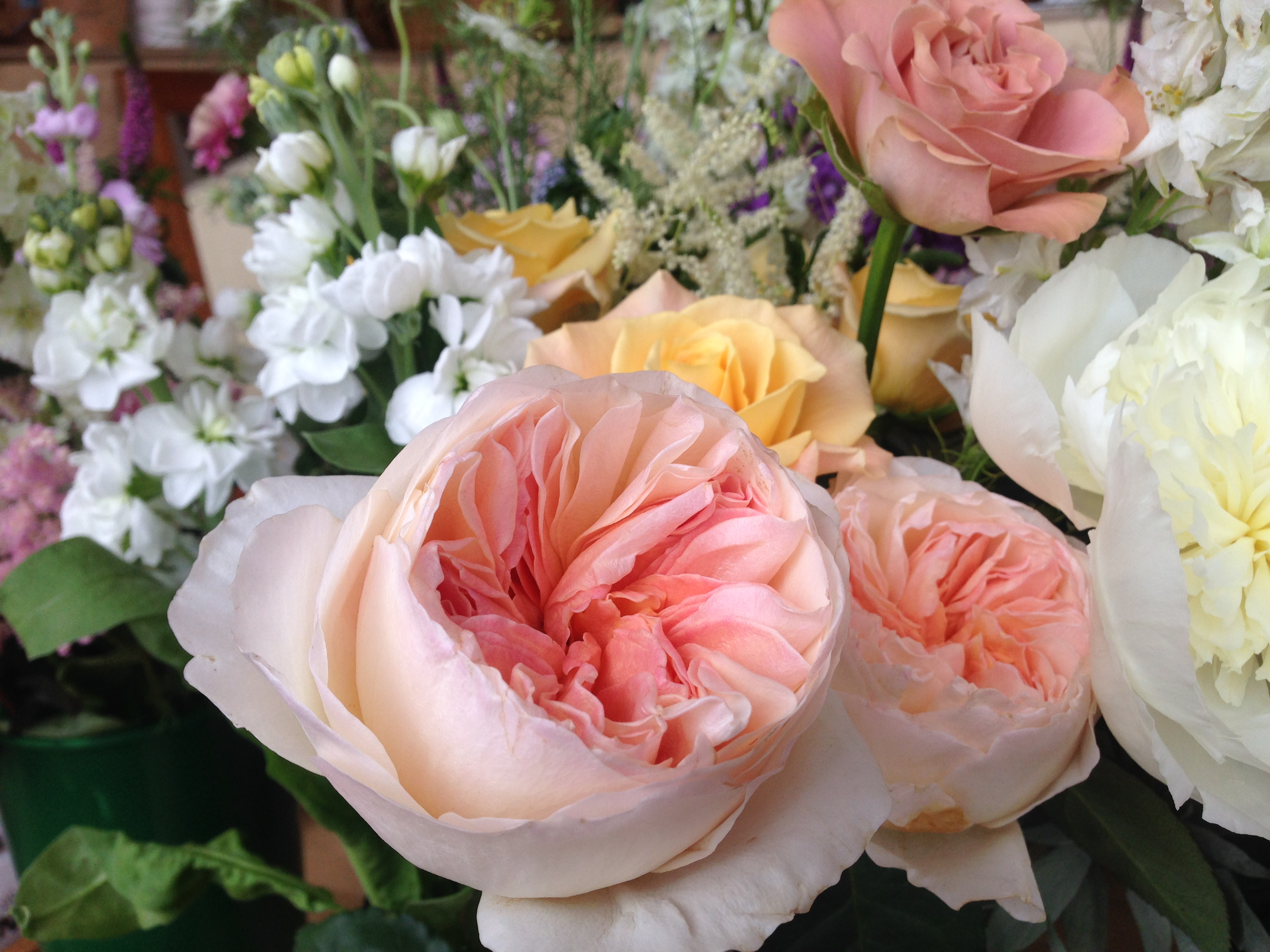 Blooming Marvellous Florist Classes in Glasgow