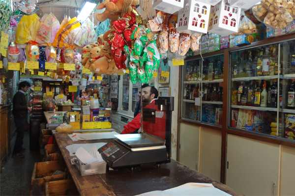 bari negozi per dolci