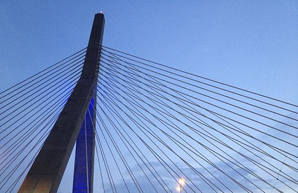 The Zakim Bridge as a Symbol of Boston