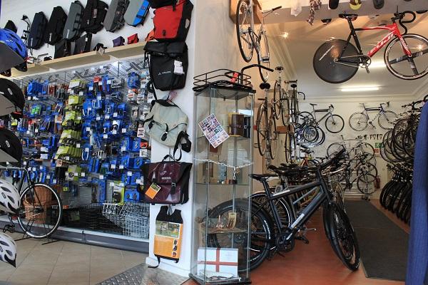 Bike Dudes Fahrradladen in Berlin
