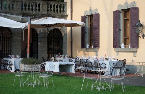Aqua Mater, il Gourmet Restaurant a Castelgandolfo