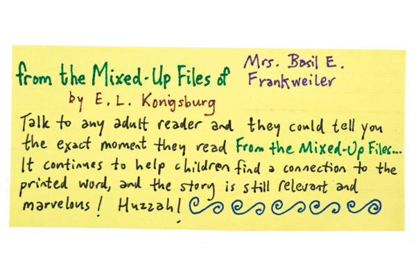 10-Handwritten-Book-Recommendations-from-Unabridged-Bookstore-from-the-mixed-up-files_600c390