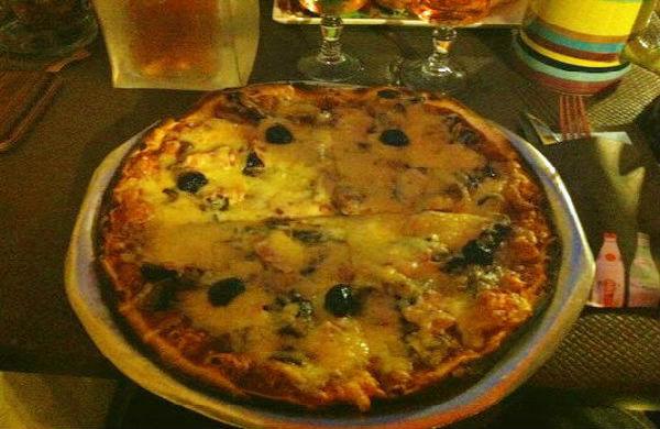 Pizze Chez Zé Marseille